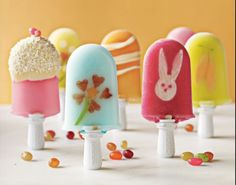Cutest popsicles ever!