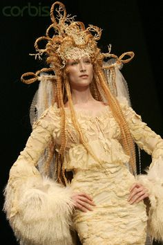 """Jean-Paul Gaultier """"Haute Couture"""" Fall/Winter 2005-2006 Collection"""