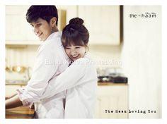 Korean Wedding Studio No.87 | Korea Prewedding Photography- Eun-Gi Korea Wedding