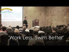 How to 'Work Less, Swim Better' in Triathlon   This is Part 1 of 8 showing Total Immersion Swimming's process for relearning how to swim with less exertion.