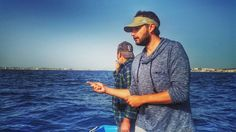 #TunisiaChallenge in #Bizerte  Voilà my focus and patience face in full action.   #DiscoverTunisia