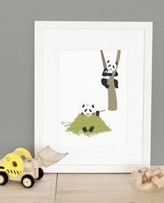 Panda #poster   norsuStories.nl
