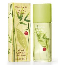 Green Tea Bamboo By Elizabeth Arden Eau de Toilette Women's Spray Perfume - fl oz New Fragrances, Fragrance Parfum, Perfume Store, Perfume Bottles, Revlon, Elizabeth Arden Perfume, Elizabeth Taylor, Perfume Reviews, Sprays