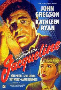 """""""Jacqueline."""" 1956."""