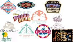 Information, maps, and more for all Walt Disney World Deluxe Resorts