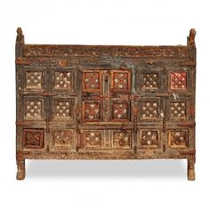 India Manjush Cabinet Indian console that has so much details, handcrafted, and such a beautiful piece