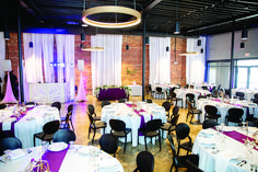 """Everything flowed beautifully at Bricks & Brass with the help of all the wedding/event staff."" – As the first bride to get married at the new downtown venue, Laura gives us a full testimonial on her experience. #sponsored Got Married, Getting Married, The Help, Wedding Events, Brick, Bricks"