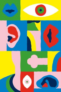 Kenzopedia 2 by Toni Halonen — Agent Pekka Art And Illustration, Illustrations And Posters, Graphic Design Illustration, Graphic Art, Realistic Sketch, Psychedelic Art, Art Inspo, Illustrators, Poster Prints