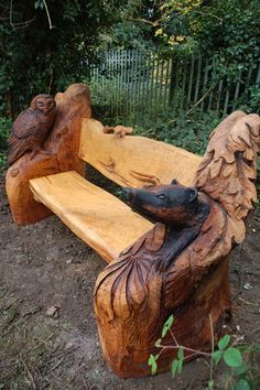 Chainsaw Carving | New to Arbtalk, been chainsaw carving for 13years tho - Arbtalk.co.uk ...