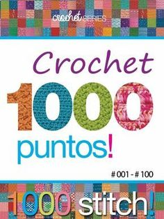 Get your digital subscription/issue of 1000 Puntos Stitch Crochet Magazine on Magzter and enjoy reading the magazine on iPad, iPhone, Android devices and the web. Crotchet Stitches, Stitch Crochet, Crochet Motifs, Crochet Borders, Knitting Stitches, Crochet Patterns, Knitting Books, Crochet Books, Crochet Yarn
