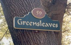Hand Carved wooden Sign Home Wooden Signs, House Signs, Wooden House, Hand Carved, Carving, Rustic, Simple, Joinery, Country Primitive