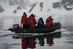 Antarctica - let's go exploring!