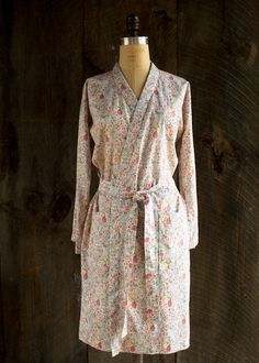 Corinne's Thread: Purl Soho Women'sRobe - The Purl Bee - Knitting Crochet Sewing Embroidery Crafts Patterns and Ideas!