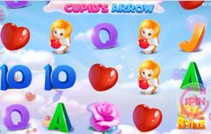 Cupids Arrow Mobilots - http://www.automaty-ruleta-zdarma.com/vyherni-automat-cupids-arrow-mobilots-online-zdarma/