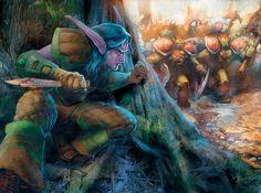 Night Elf rogue