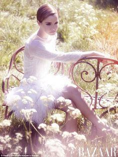 Emma Watson, Harper's Bazaar