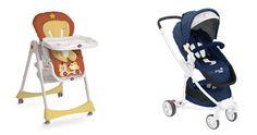 Joycare e Joyello: tutte le novità di passeggini e seggioloni per bambini