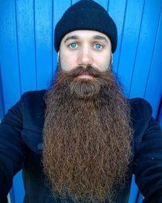 for men who love long bearded men Gay Tattoo, Beard Tattoo, Grey Beards, Long Beards, Epic Beard, Full Beard, Long Beard Styles, Hair And Beard Styles, Hairy Men