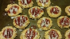 Austrian Jam Cookies The Best Recipes Peach Cookies, Jam Cookies, Good Food, Yummy Food, Tasty, Delicious Recipes, Simple Recipes, Austrian Recipes, Austrian Food
