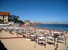 Lisbon: A capital city surrounded by beaches Most Beautiful Beaches, Capital City, Lisbon, Portuguese, Cities, Tourism, Dolores Park, Places To Visit, Spaces