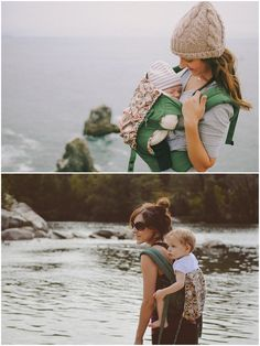 Ergo carrier for someday. Life doesn't have to end the minute you have a baby. I will but this for the next one for sure!