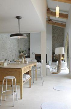 decodeliziosa: Tres cocinas, tres estilos...