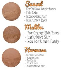 Which Younique Beachfront Bronzer is right for me?