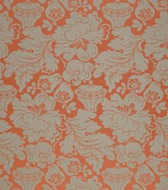 Home Decor Upholstery Fabric-Crypton Melrose-Persimmon, , hi-res
