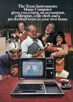 The Texas Instruments Home Computer gives you a tutor, an accountant, a librarian, a file clerk and a pro football team in your own home. (May, 1980)