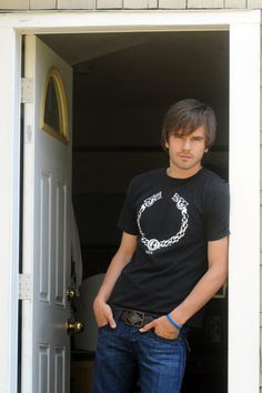 Graham Wardle!!! from my new favorite show, Heartland