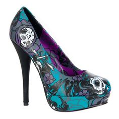 I so wanna pair of these.  I'm thinking  20lbs off this is going to be my reward!