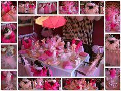 Princess Party Ideas. Shop for this Pinkalicious Party at www.myprincesspartytogo.com #princesspartyideas #princessparty #pink #tutu #princess party