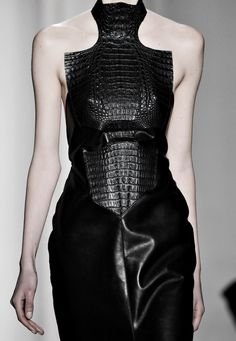 Dion Lee Fall 2014