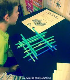 Mrs. Thompson's Treasures : Three Little Pigs STEM Challenge