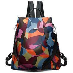 Wear Resistant School Backpack Unisex