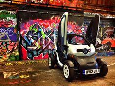 Renault ZE & Twizy sur Pinterest !