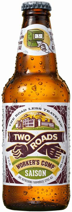 Available year round. 4.8% A traditional farmhouse ale made with a very expressive yeast strain that contributes an array of tropical fruit, spice flavors and aromatics. Brewed with a variety of harvest grains including barley, wheat, oats and rye as was likely the case with farmhouse brewers of yore.