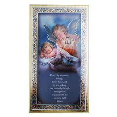 A lovely children's plaque for  Baptism or New Arrival occasion.