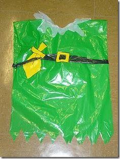Disfraz de Peter Pan o de Robin Hood