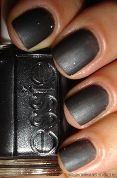 """""""Over The Top"""" with matte top coat--doing this todayy"""