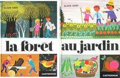 CHILDREN'S ILLUSTRATION: Alain Gree