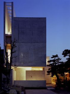 House for Three Children by Masato Sekiya