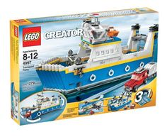 LEGO Creator Transport Ferry >>> Click on the image for additional details.
