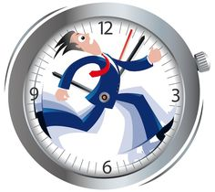 Time Management: Six Tips to Be More Productive and Get Things Done