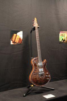 Zeal guitars (Musikmesse 2012)