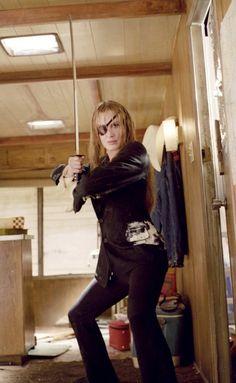 Elle Driver (Daryl Hannah) Kill Bill Vol. 2 (2004) Written/Directed by Quentin Tarantino