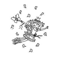 prinzessin lillifee ausmalbilder gratis #1 | color - sea