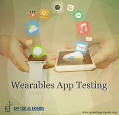 #Wearable technology can certainly transform the Healthcare industry; some of the research clearly indicates how in coming years wearable apps can refine and ease some of the present processes while helping the doctors with real-time data and even help them track the disease progression. For #wearables app #testing consult our experts at ATE (App Testing Experts) or visit us: www.apptestingexperts.com