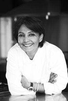 Samia Ahad (Culinary Arts '91). Owner/Executive Chef, Coriander Leaf, Clarke Quay, Singapore