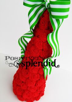 DIY crepe paper tree! How-to...